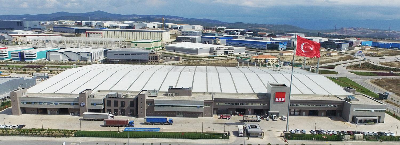 EAE Makina Fabrika (EAE Machinery Factory)